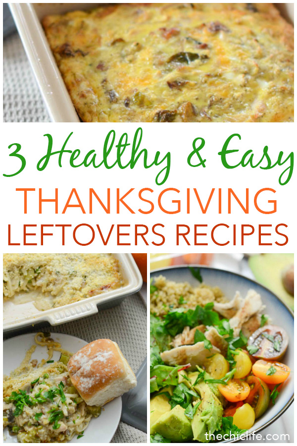 3 Healthy and Easy recipes you can make with your Thanksgiving or Christmas leftovers. Your leftover turkey will be transformed into nutritious and delicious meals for breakfast, lunch, and dinner #recipe #healthy #healthyrecipes #healthyfood #cleaneating #recipe #realfood #thanksgivingleftovers #thanksgivingfood #christmasfood