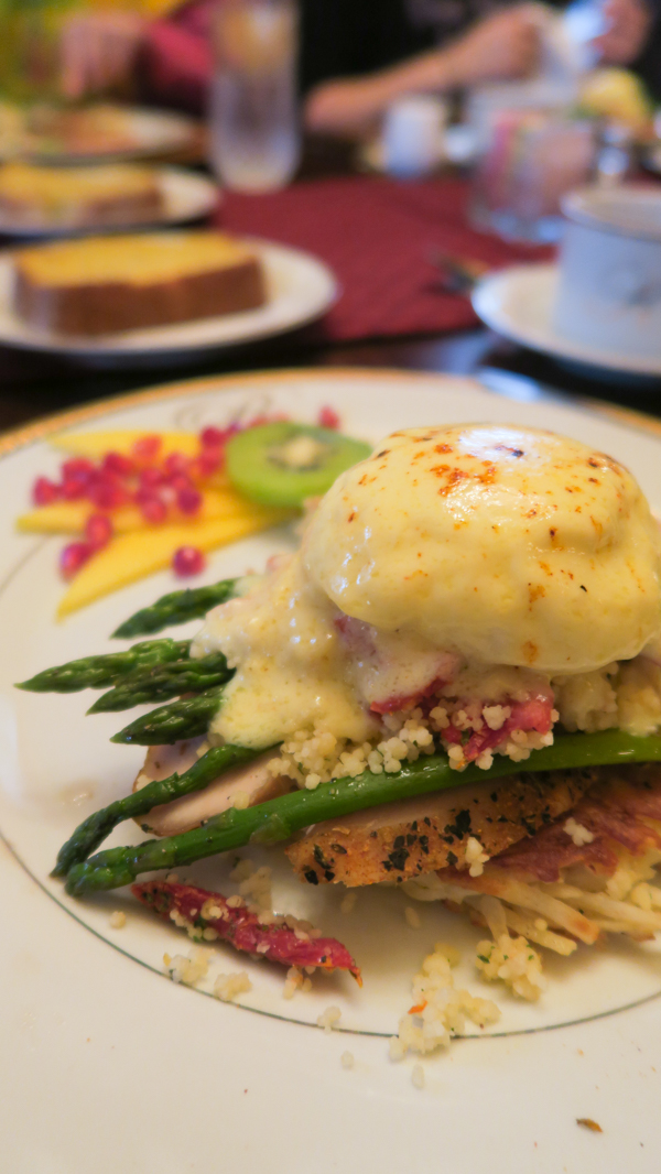 Blogger Tea Date and Asheville Hen Party Part 1