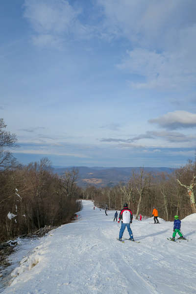 My First Time Skiing | Belleayre Mountain (Catskills NY) | Part 2