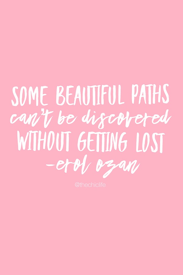 Finding Beautiful Paths | Motivation Monday