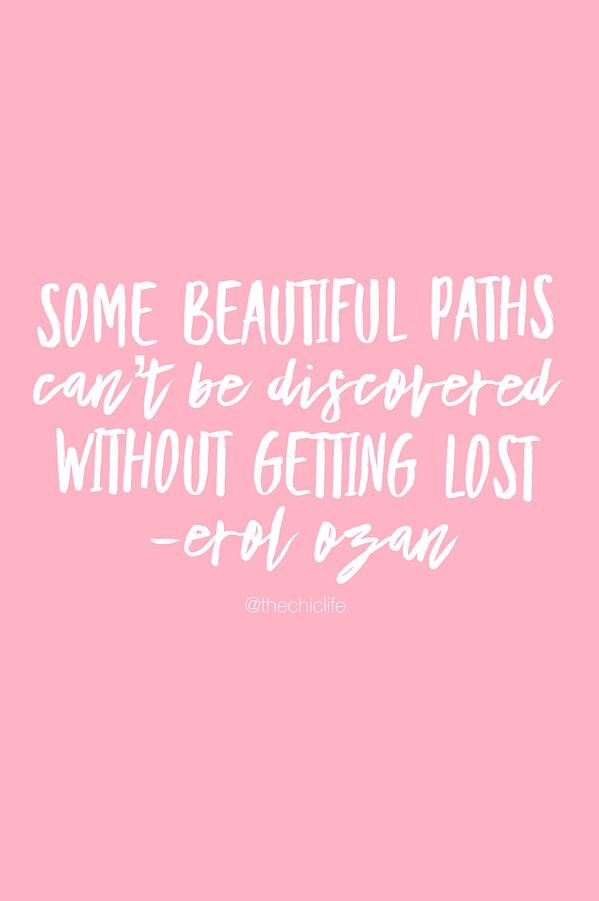 Finding Beautiful Paths | Motivation Monday