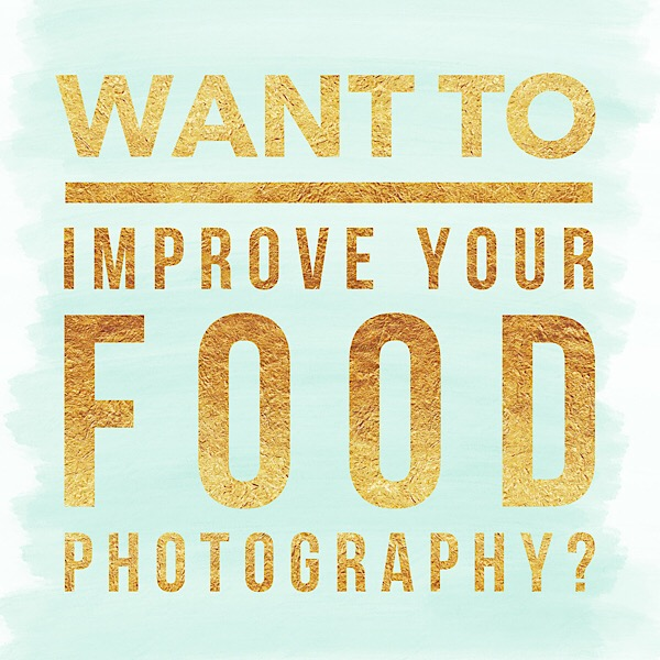 Take better food photos