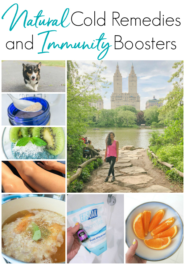 Natural Cold Remedies and Immunity Boosters