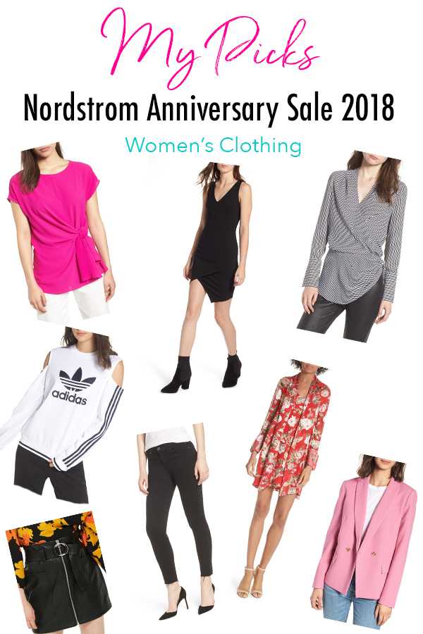 My Nordstrom Anniversary Sale Picks 2018: Clothing