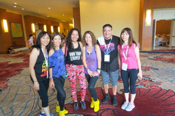 Zumba Convention 2018 VLOG: Day 1 (House Experience, Bollywood, and Heidy & Armando Master Class)