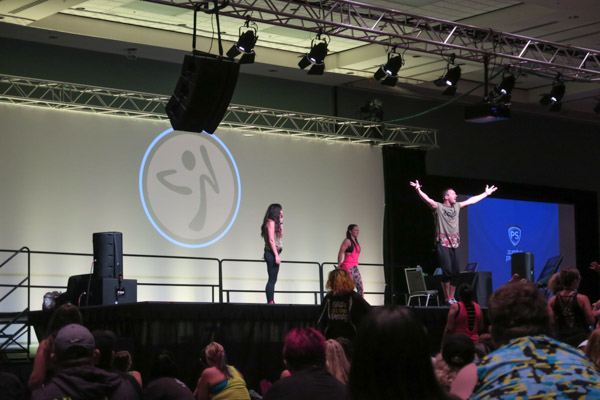 Zumba Convention 2018 VLOG: Day 2 (Thoughts on Zumba Pro Skills and Fitness Concert)