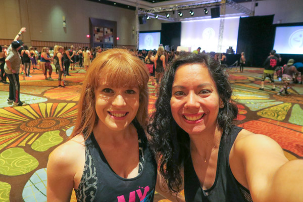 Zumba Convention 2018 VLOG: Day 3 (Latin Pop, Fly Girl 101, and Hip Hop Turn Up)