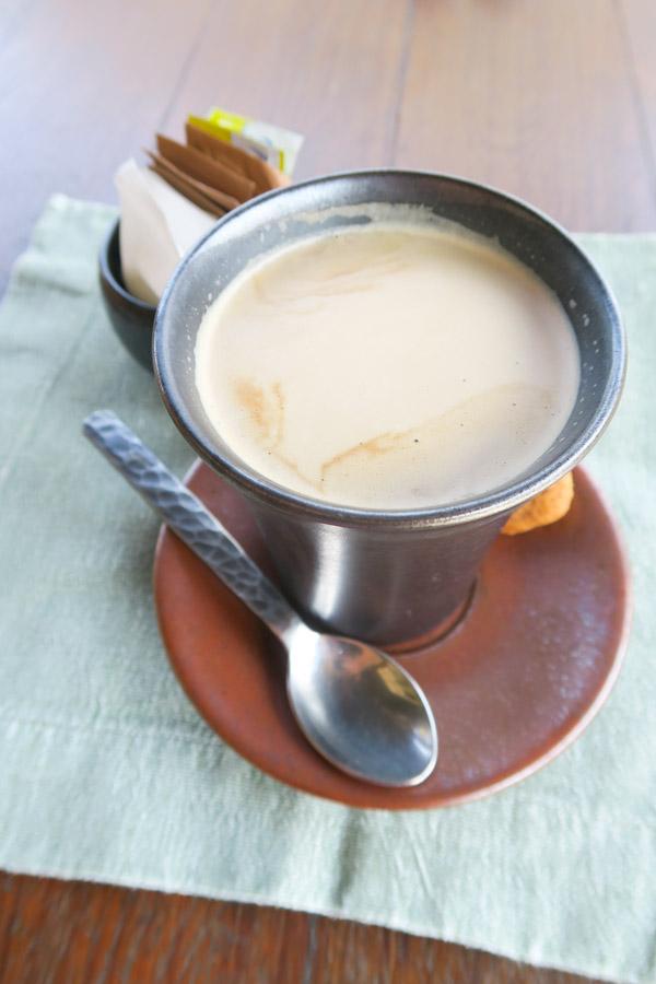 Soy Latte at Evason Hua Hin Thailand
