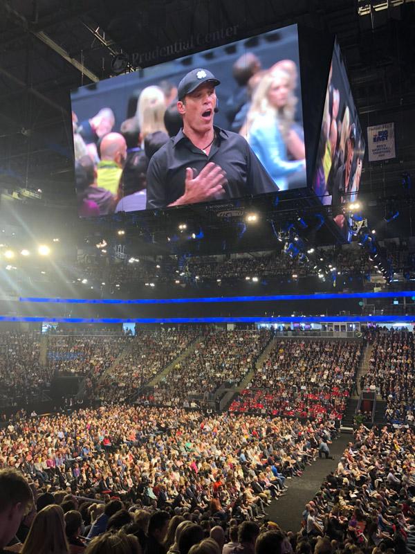 Tony Robbins Unleash the Power Within NYC Area 2018