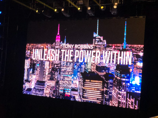 Tony Robbins Unleash the Power Within NYC Area 2018