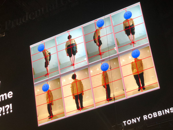 Posture Correct by Egoscue at Me at Tony Robbins Unleash the Power Within NYC Area 2018