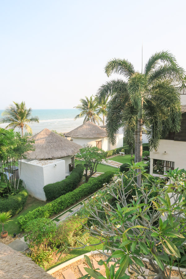 View of Aleenta Hua Hin Pranburi
