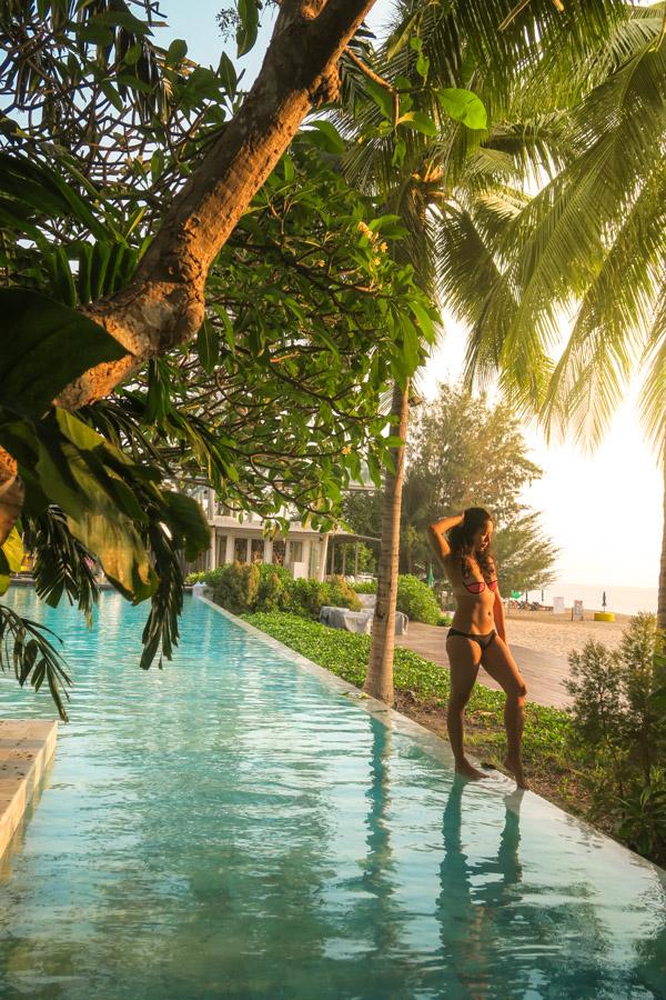 Hanging out at Veranda Resort | Thailand Trip 2018