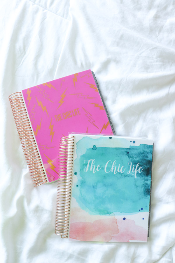 Win an Erin Condren LifePlanner! Plus 7 Reasons I Love the Erin Condren LifePlanner - why it's the best planner out there for getting organized in style. #planner #planning #plannerdecorations #plannerideas #happyplanner #erincondren #plannertips