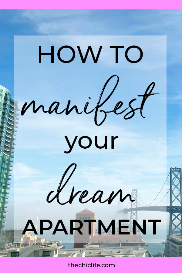 How to manifest your dream apartment! Use these easy Law of Attraction techniques to manifest the home of your dreams! #lawofattraction #loa #manifestation #manifest #personalgrowth #personaldevelopment #woowoo #changeyourlife  #goodvibes #successhabits #highvibes #spirituality #theuniverse