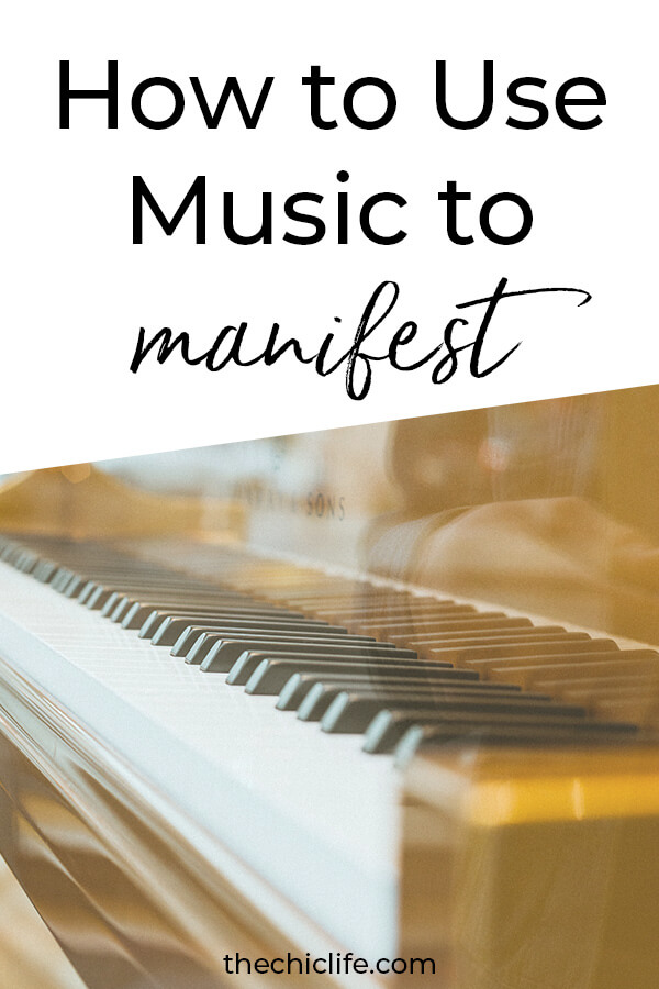 Learn how to use music to manifest with ease. High vibrational music can help you use Law of Attraction to attract your desires #lawofattraction #loa #manifestation #manifest #personalgrowth #personaldevelopment #woowoo #changeyourlife  #goodvibes #highvibes #spirituality #theuniverse #highvibrational