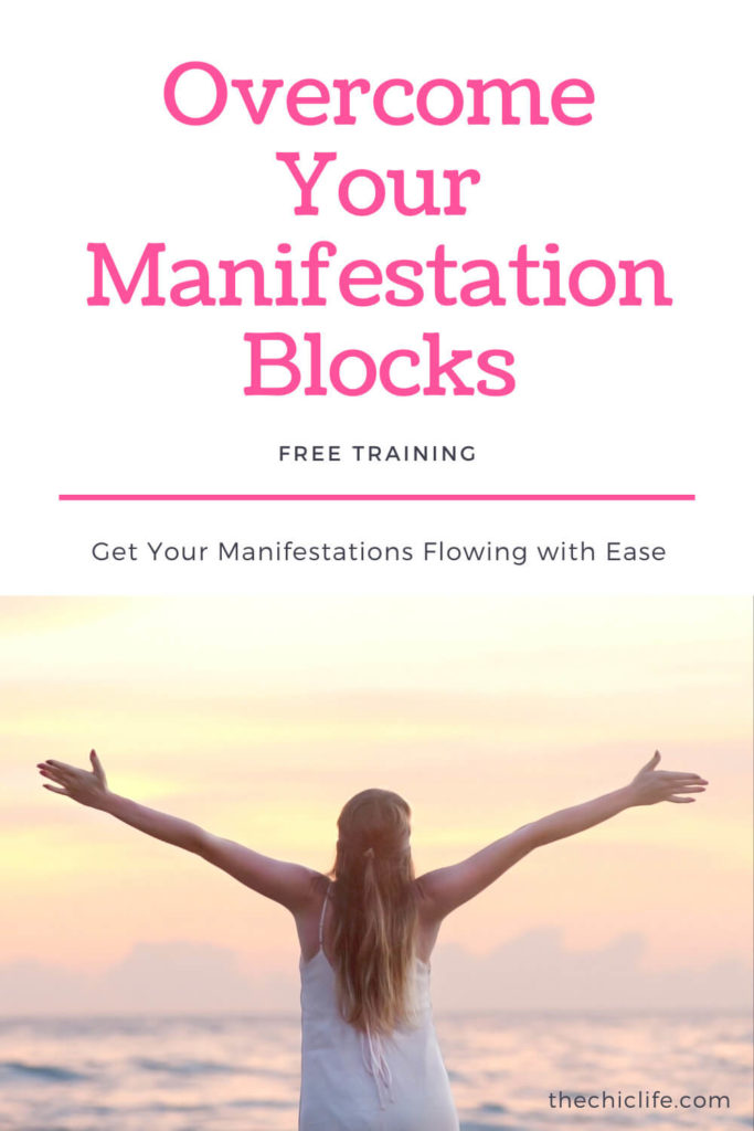 Learn how to overcome your manifestation blocks with actionable takeaways in this free Law of Attraction training. Manifest with ease. Great for beginners and anyone who feels like LoA is not working for them. #lawofattraction #loa #manifestation #manifest #personalgrowth #personaldevelopment #goodvibes #highvibes #spirituality #theuniverse #mindset #LawOfVibration #successhabits