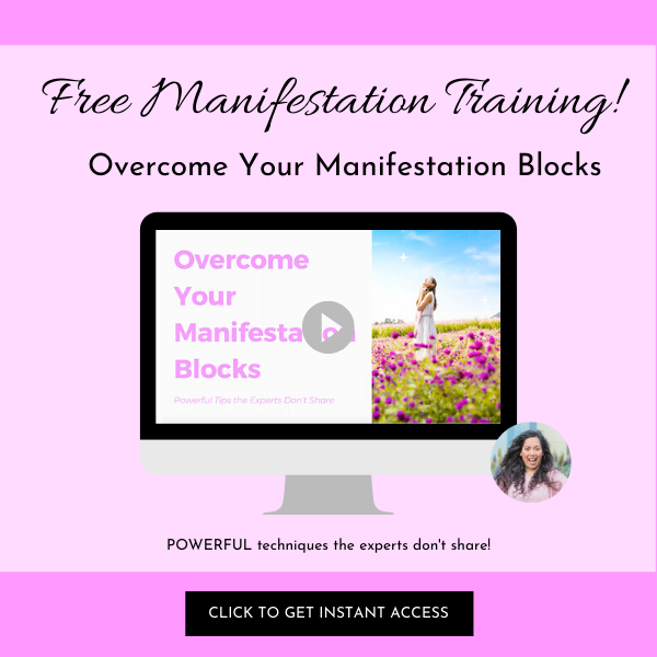 Get INSTANT access to this POWERFUL free manifestation training - How to Overcome Your Manifestation Blocks. Use this to understand why Law of Attraction is not working for you, and what you can to do manifest with ease. Great for beginners! #lawofattraction #loa #manifestation #manifest #personalgrowth #personaldevelopment #goodvibes #highvibes #spirituality #theuniverse #mindset #LawOfVibration #successhabits