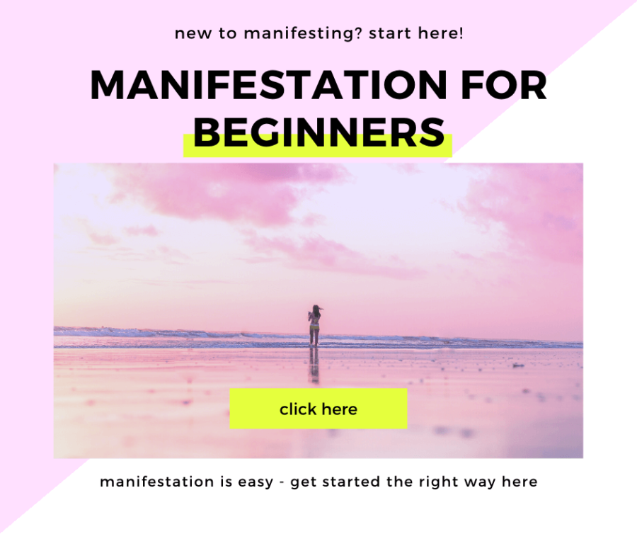 Get Manifestation tips for beginners. If you're new to manifesting, start here! #manifestation #lawofattraction #manifest #loa