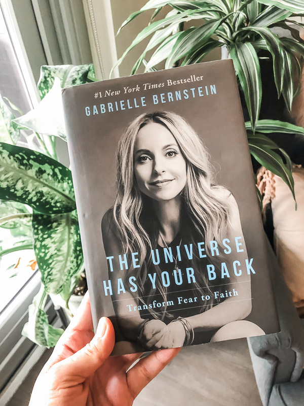 The Universe Has Your Back - Best Law of Attraction Books for Beginners