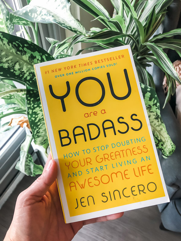 You Are a Badass - Best Law of Attraction Books for Beginners