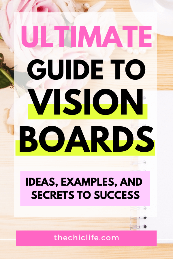 Ultimate Guide to Vision Boards That Work