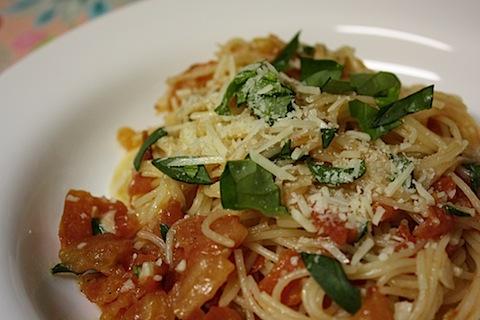 Capellini Pomodoro Olive Garden Since the recipe has such few