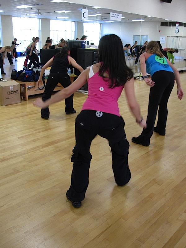 Zumba Basic 1 Training - Official Zumba Instructor - The Chic Life
