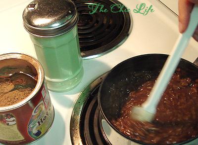 Chocolate Rice Recipe
